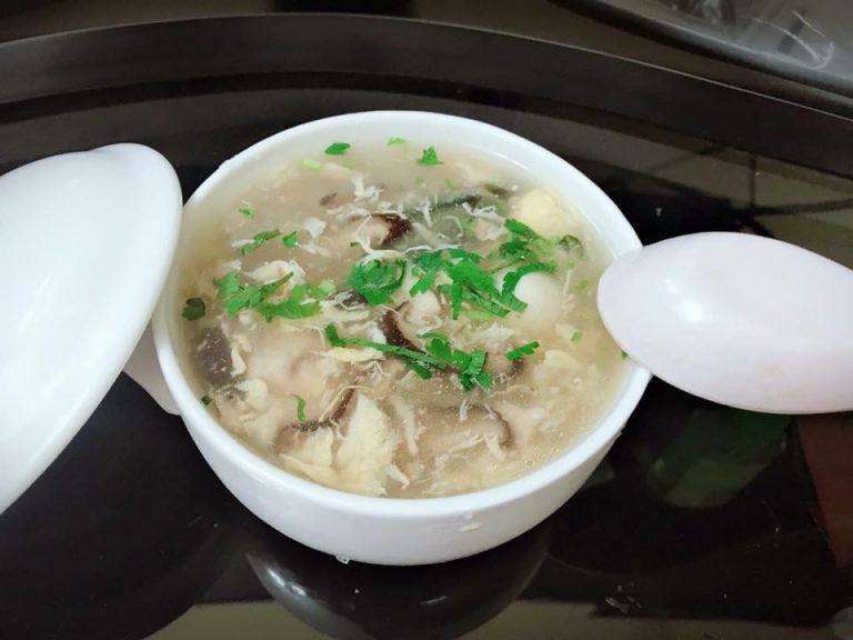 Soup Yến